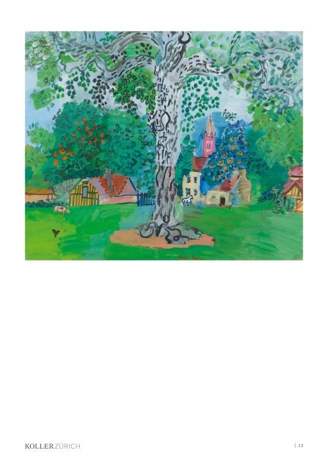 Koller Impressionismus & Klassische Moderne Auktion 7. Dezember 2018,