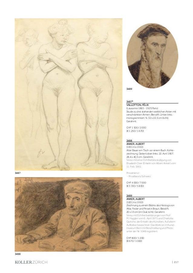 Koller Zeichnungen des 15. – 20. Jahrhunderts Old master Drawings