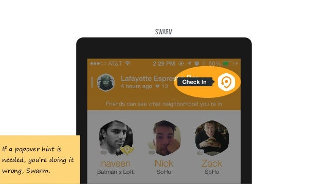 swarm If a popover hint is needed, you're doing it wrong, Swarm.