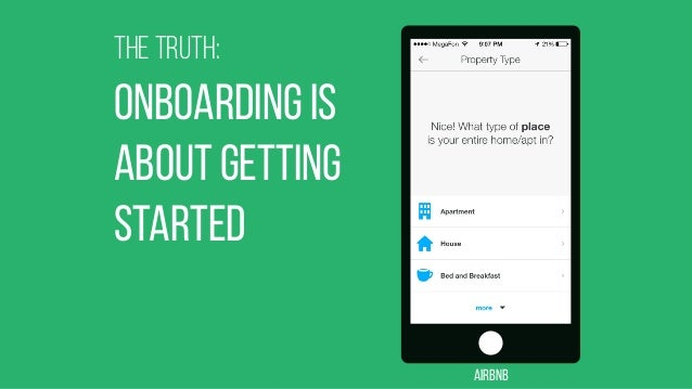 THe truth: onboarding can be about adding content LOOTSY