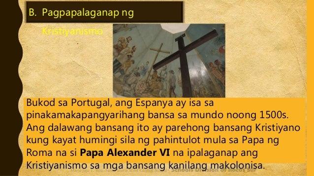 Kailan ang pagdating ng kristiyanismo sa pilipinas