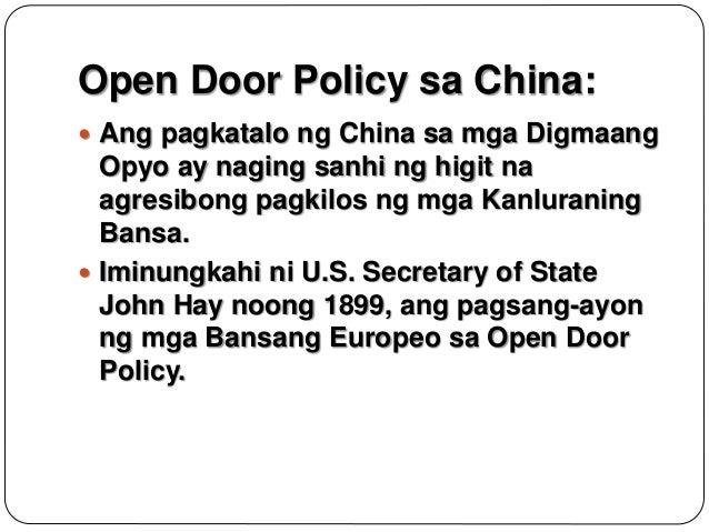 open door policy john hay closed japan kolonyalismo at imperyalismo sa silangang asya pictures of open door policy john hay wwwkidskunstinfo