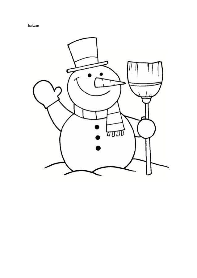 Boże Narodzenie Kolorowanki - www.kolorowankionline.com.pl Slide 2