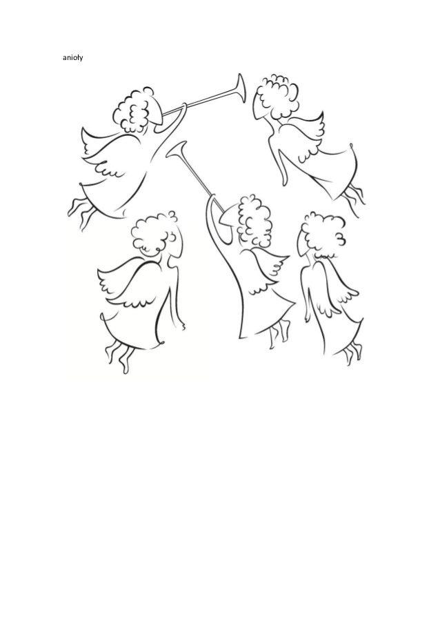 Boże Narodzenie Kolorowanki - www.kolorowankionline.com.pl Slide 3