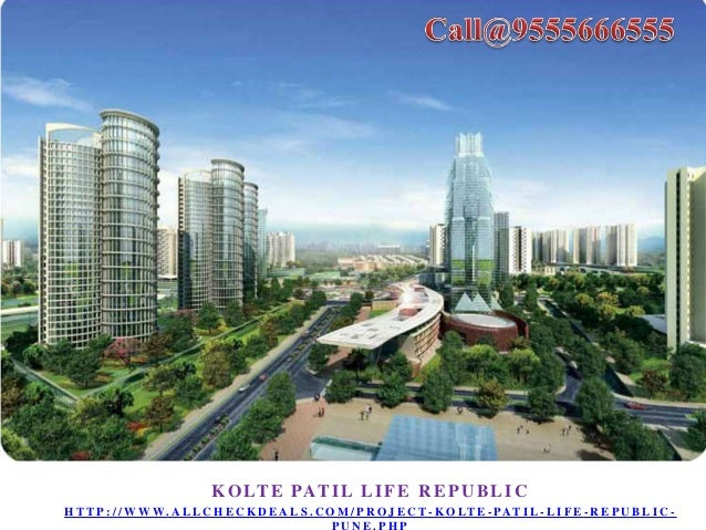 About Developer:Kolte Patil Development is part of a large conglomerate, which accords us with considerable market presenc...