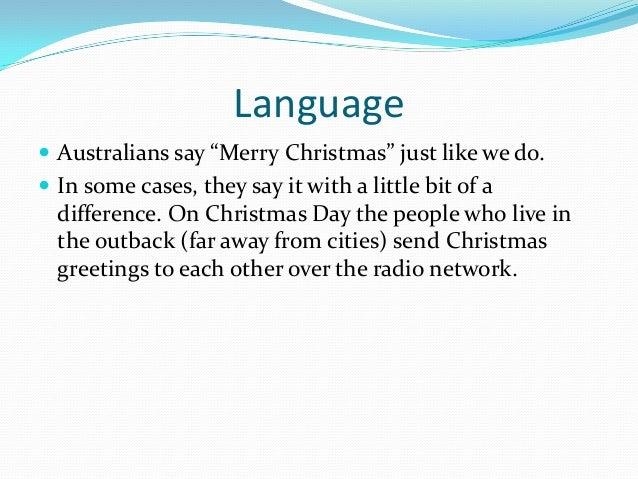 food 15 language australians say merry christmas - How Do You Say Merry Christmas In Australia