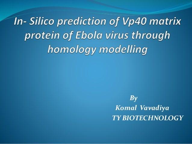 By Komal Vavadiya TY BIOTECHNOLOGY