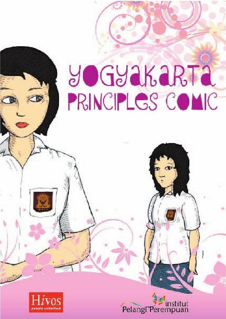 Yogyakarta Principles Comic English Version