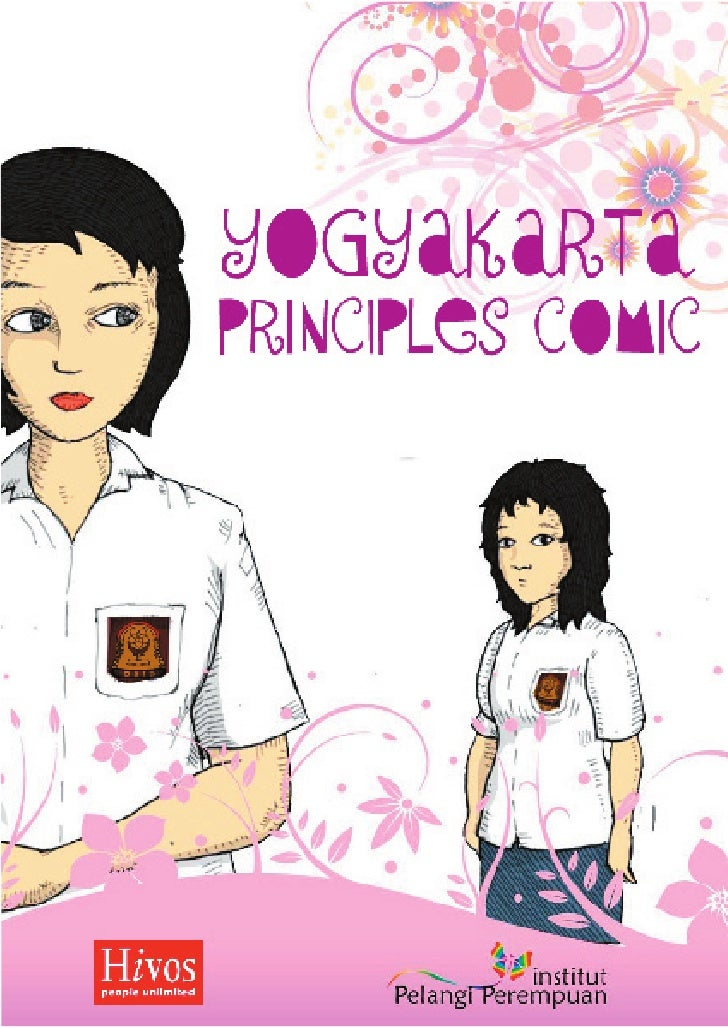 Sebuah pengantarKomik yang akan kawan-kawan baca ini merupakan sebuah komik yangakan memberikan pemahaman dasar tentang Yo...
