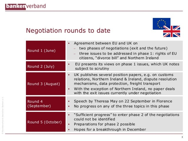 """What does a """"hard Brexit"""" mean for banks? Slide 3"""