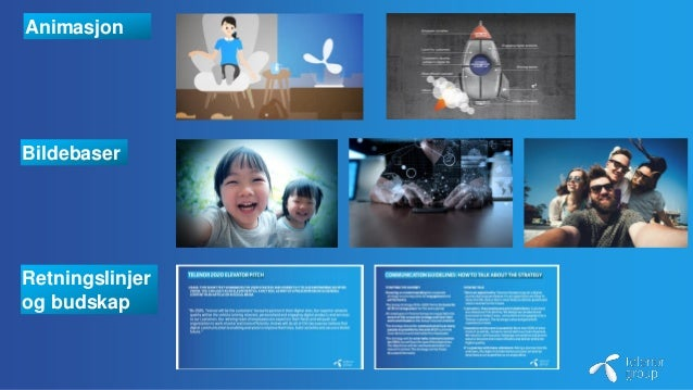 1. Konkrete eksempler 2. Økt åpenhet 3. Skue langt