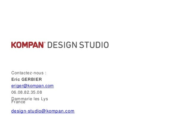 Kompan Design Studio