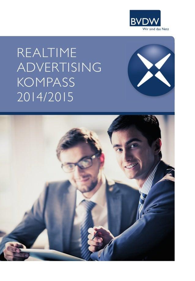 REALTIME  ADVERTISING  KOMPASS  2014/2015