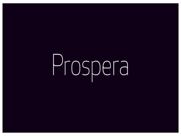 Hvordan få hjelp av Prospera?