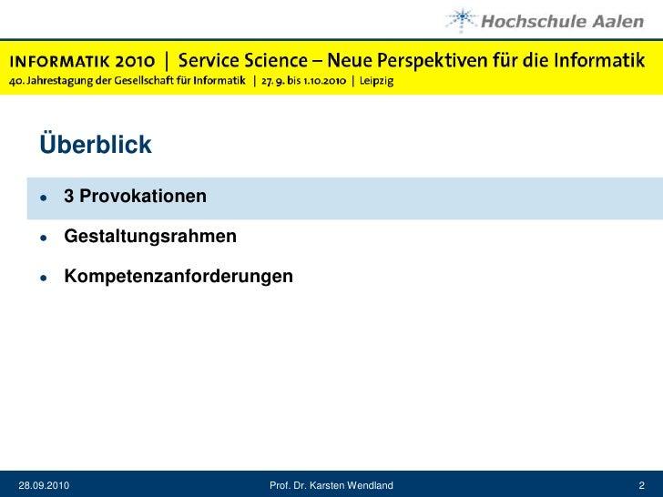 Kompetenzen, Gestaltungsanforderungen CSMO - Karsten Wendland Slide 2