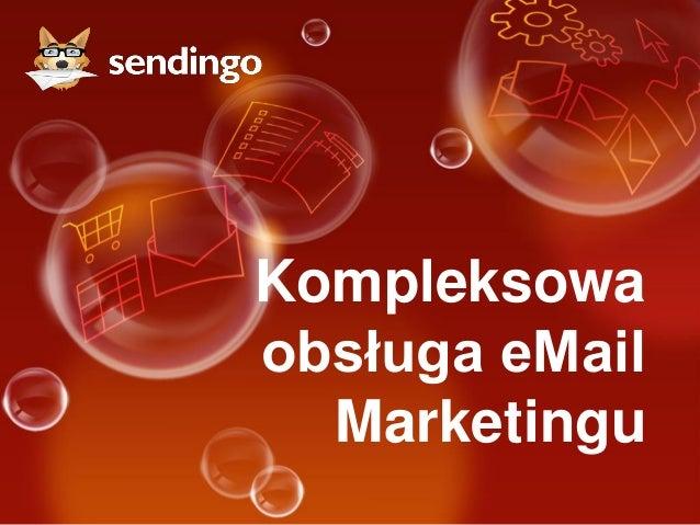 Kompleksowa obsługa eMail Marketingu