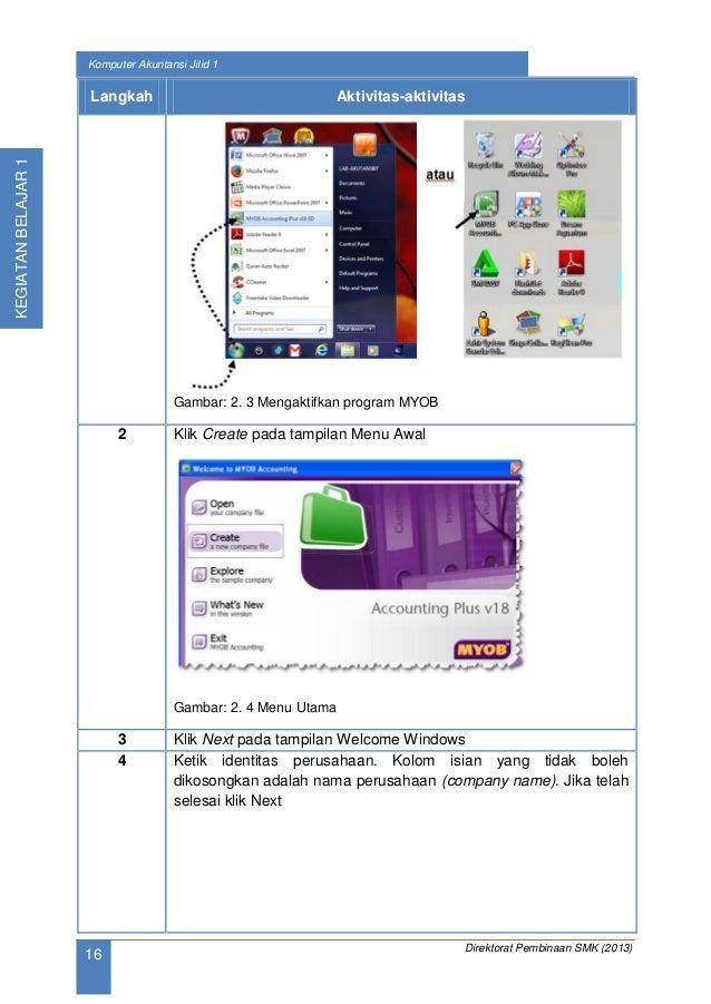 28 Buku Komputer Akuntansi Komputer Akuntansi Www Wikigambar Com