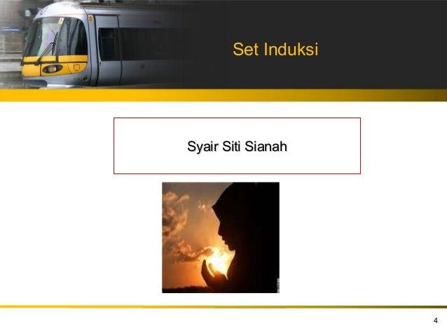 Komsas Syair Siti Sianah