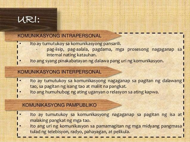 komunikasyon sa akademikong filipino ebook download