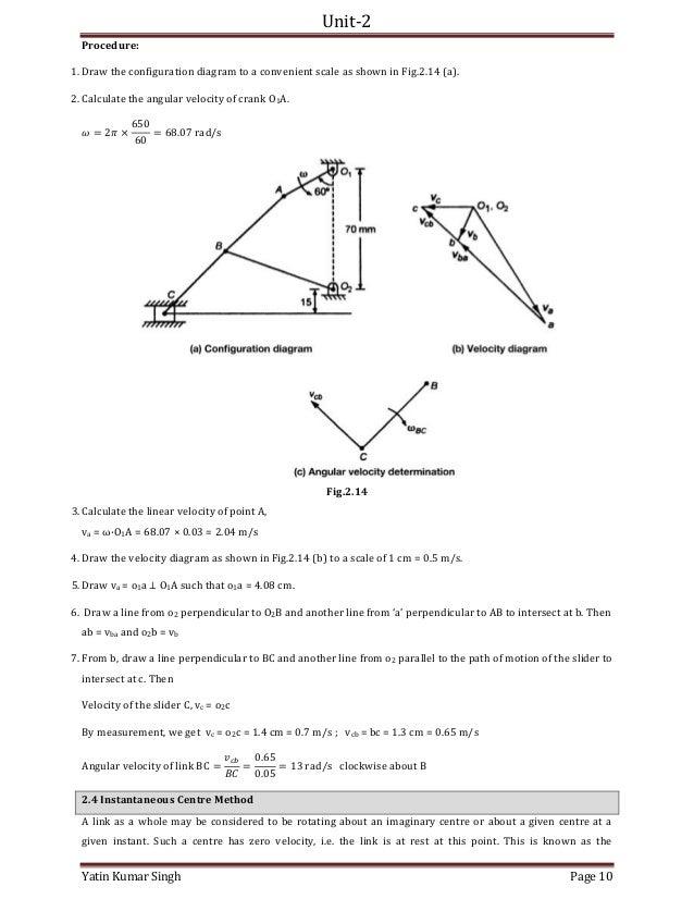 Kinematics Velocity And M S B Homework Service Wcassignmentdeko