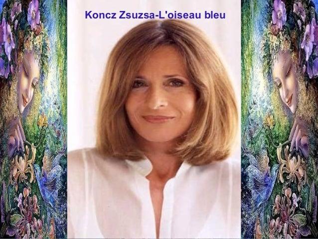 Koncz Zsuzsa-L'oiseau bleu