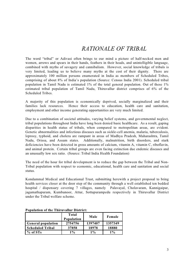 """RATIONALE OF TRIBAL The word """"tribal"""" or Adivasi often brings to our mind a picture of half-necked men and women, arrows a..."""
