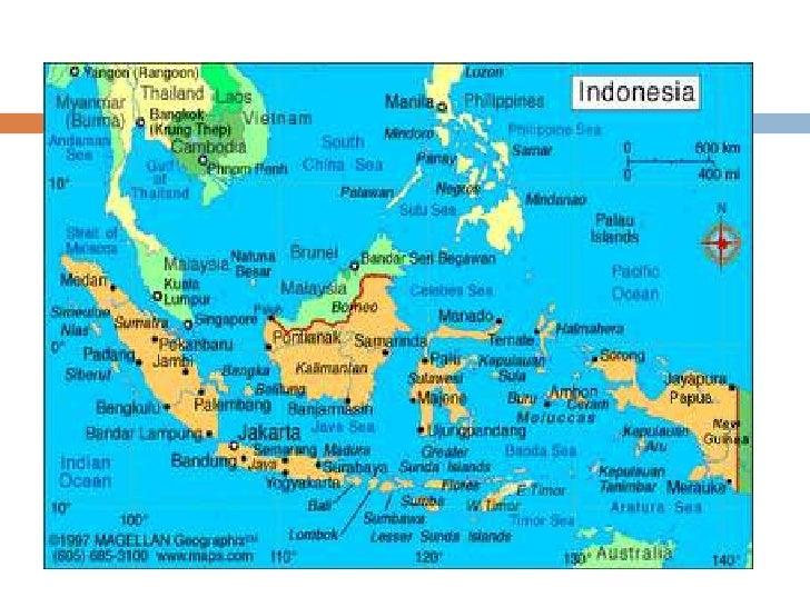 Lalu Lintas Laut Indonesia