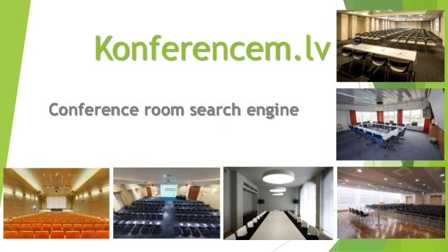 Konferencem.lv  Conference room search engine