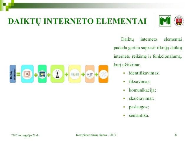 Interneto žemėlapis: interneto medijų raštingumo priemonė mokytojams