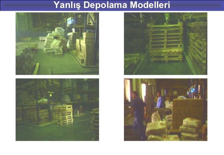 Yanlış Depolama Modelleri                            44