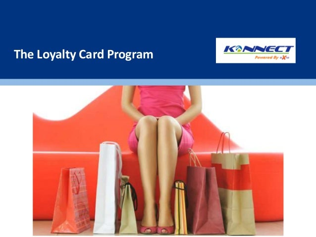 The Loyalty Card Program