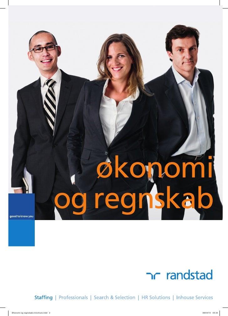 økonomi                                        og regnskab   Økonomi og regnskabs brochure.indd 2             08/04/10 09....
