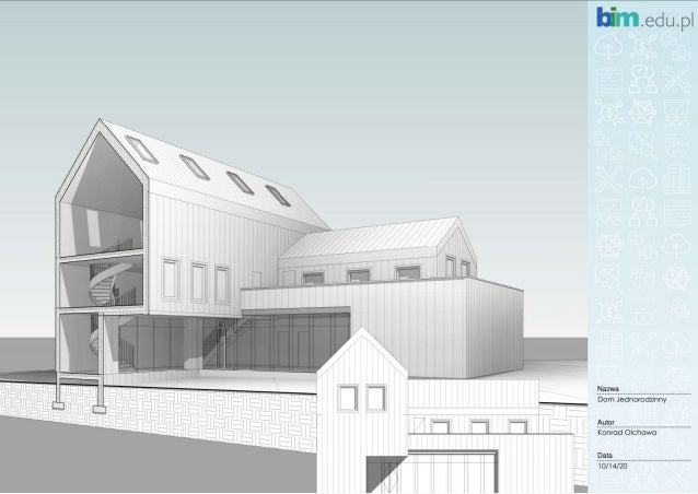 Konrad Olchawa - Revit 1st and 2nd Level Course in Cracow
