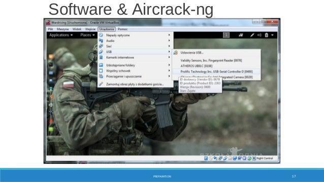 Openwrt Aircrack