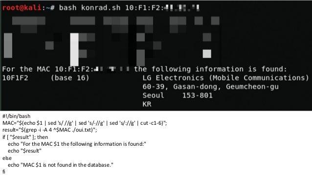 WiFi practical hacking