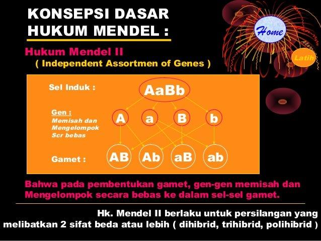 Konsep hereditas mendel ccuart Choice Image
