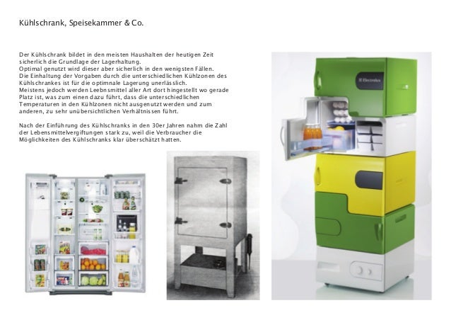 Kühlschrank Zahl Temperatur konservierung lebensmitteln