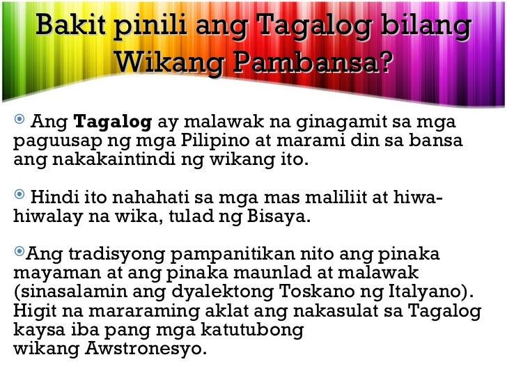 Paano natin pahalagahan ating wikang Filipino?