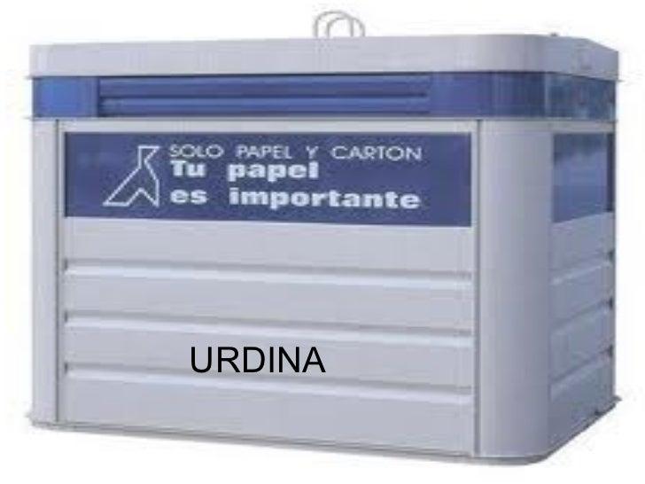 URDINA