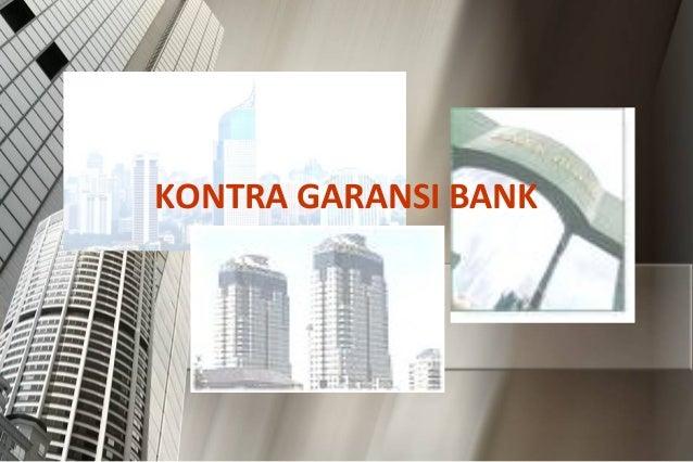 KONTRA GARANSI BANK