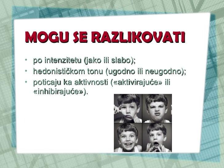 Kontrola emocija Slide 3