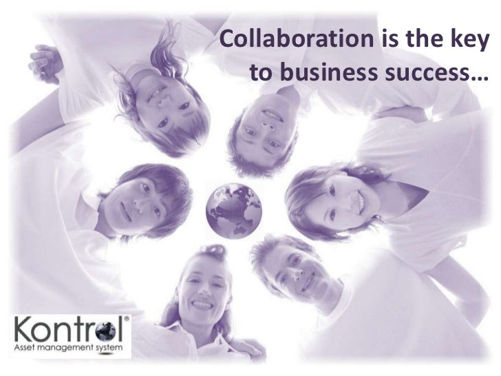 …especially whenbusiness partners arewidely spread ….