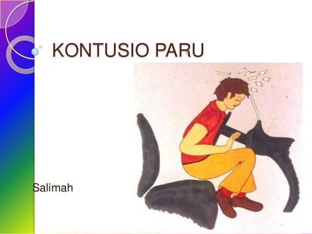 KONTUSIO PARUSalimah
