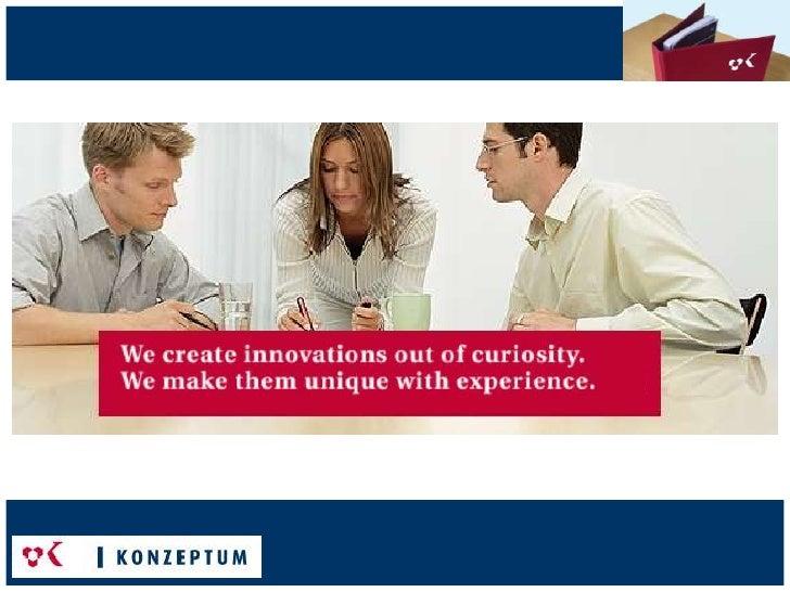 Aus Neugier schaffen wir Innovationen. Mit Erfahrung machen wir sie einzigartig.