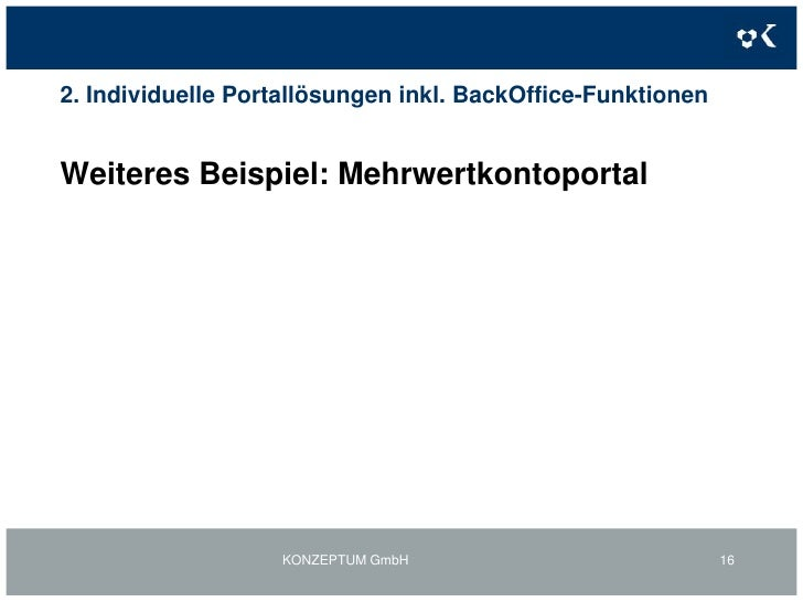 Downloadmöglichkeit EVN als PDF</li></li></ul><li>1. TELERATE-Web-Portale: Online RechnungMeine Rechnungen - Beispiel<br /...