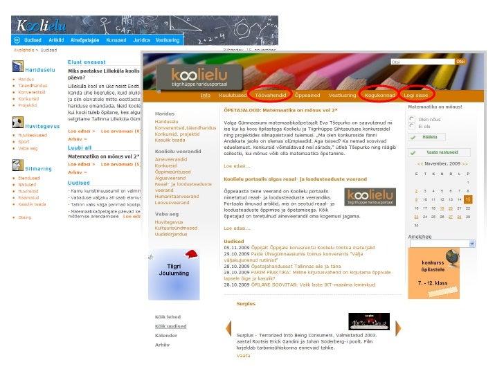 Koolielu 2.0 Slide 2