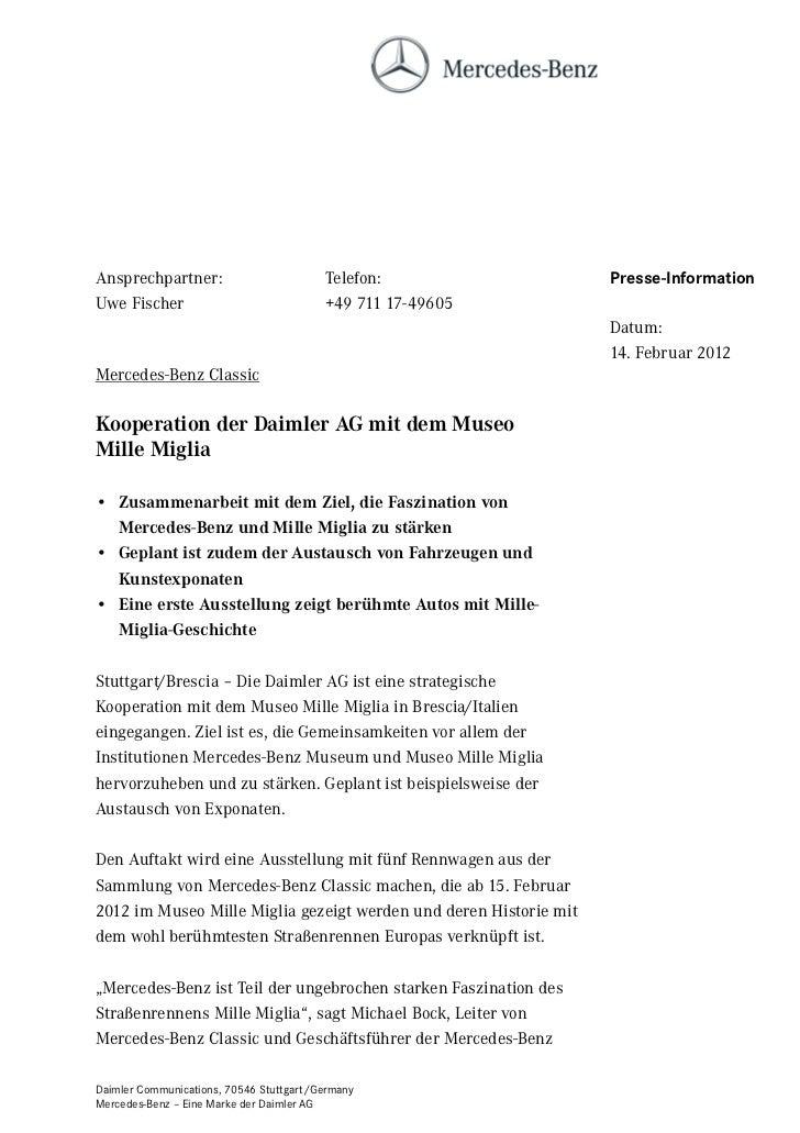 Ansprechpartner:                         Telefon:                  Presse-InformationUwe Fischer                          ...