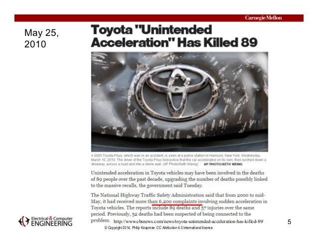 toyota case study case 4 toyota Case study of toyota motor corporation is presented to demonstrate the use of  the  model suggests that the sales may decline for the subsequent five months.