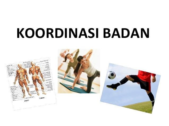 KOORDINASI BADAN