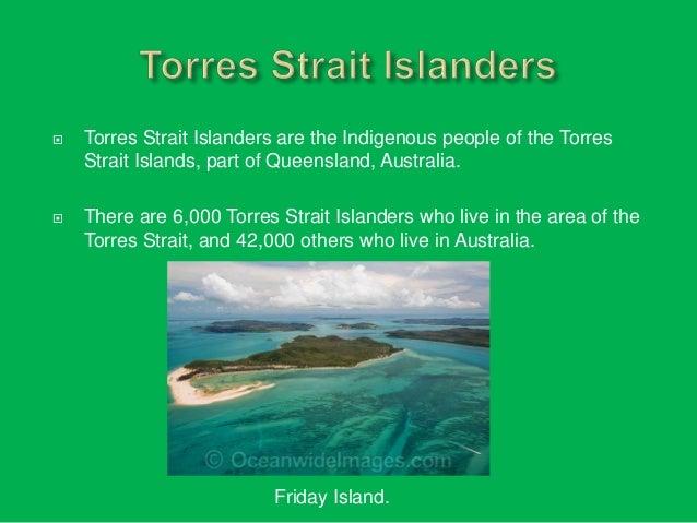 Torres Strait Islanders Indigenous Peoples